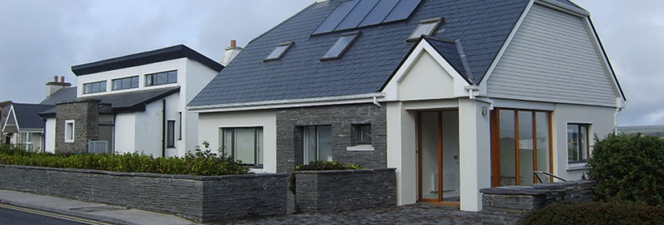 Getting your own house built in clare