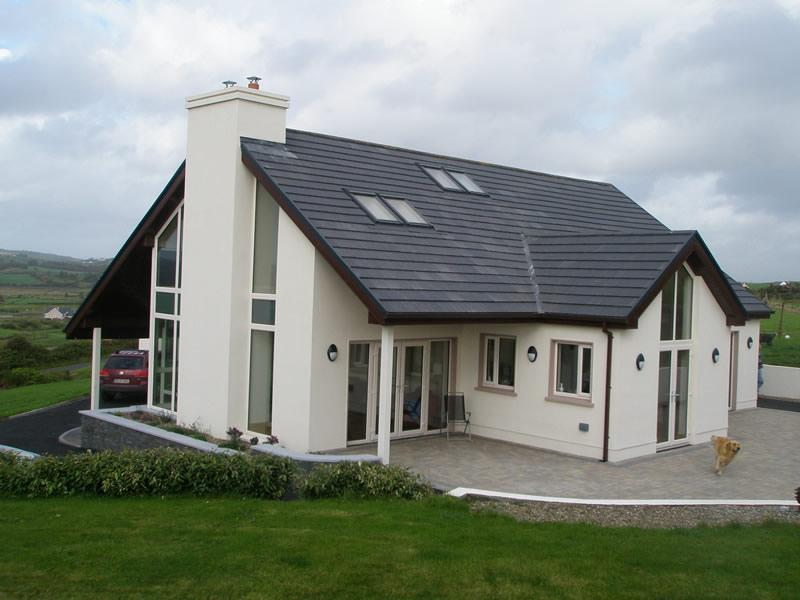 Cathal & Jackie Crowes house